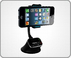 UEC T11 Smart Stand for iPhone, Galaxy,HTC and Most Smart Phones,With FM
