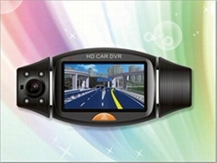 Guaranteed100%UEC R310 Car DVR,Infrared Night Recorder Optional,Free Custom Logo