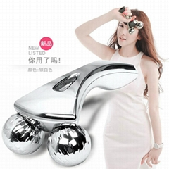UEC UM-127 3D Y shape skin tighten Massage roller beauty equipment