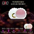 Silicone cleansing instrument,electric