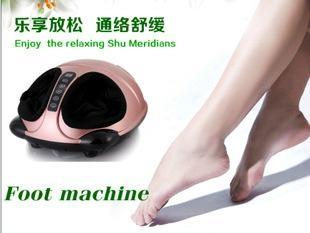 UEC 遥控式脚底按摩器 美足宝气压足疗刮痧 家用按摩足疗机美足宝 1