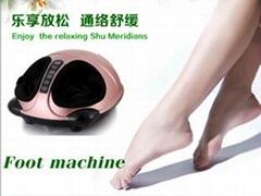 UEC 遥控式脚底按摩器 美足宝气压足疗刮痧 家用按摩足疗机美足宝