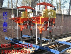 液壓道岔搗固機,鐵路維修道砟搗固必備