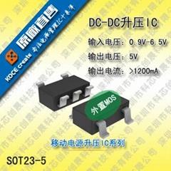 大功率LED礦燈恆流IC