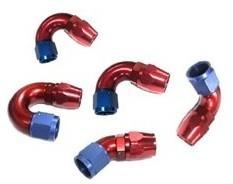 Cutter stytle AN hose end 1