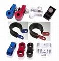 Aluminum Clamps & seperators accessories 1