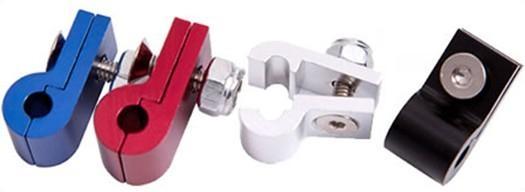 Aluminum Clamps & seperators accessories 2