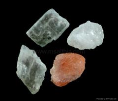 Halite Rock Salt Crystals