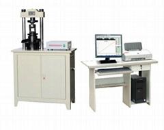 試驗機之YAW微機控制電液伺服壓力試驗機