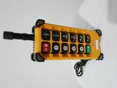 10點單速遙控器F23-BB
