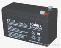 12v7ah大型UPS和計算機備用電源專用蓄電池