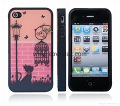 Hero ero Disney Travel PC Hard Phone Case Cover for Apple iphone 4 4S 5 5S