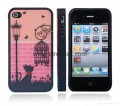 Hero ero Disney Travel PC Hard Phone Case Cover for Apple iphone 4 4S 5 5S