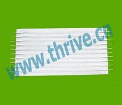 2.0紙膜圓頭跳線中間扁排線圓頭排線鼠標線