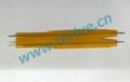 5.08mm kapton flexstrip cable nomex paper pet film