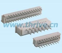 1.25帶扣/帶鎖連接器(FFC/FPC) AMP/HRS