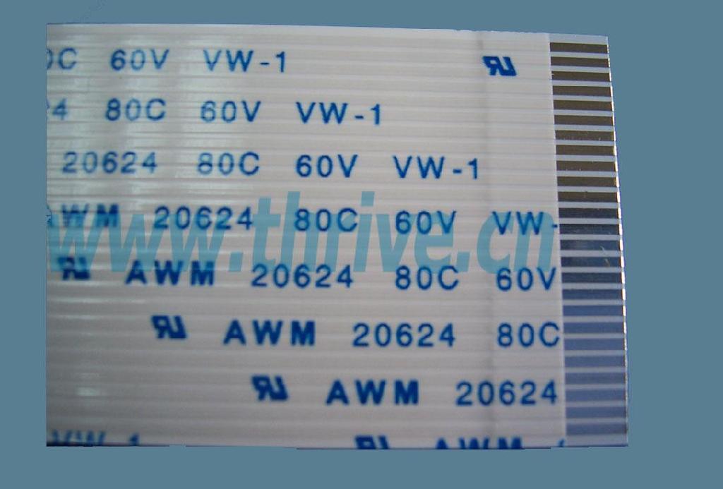 1.0mmFFC線GmbH/AMP/molex/聞信 1