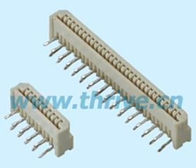 1.25mm扁線P-two/AMP/molex/HRS 2