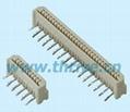 1.25mm扁线P-two/AMP/molex/HRS 2