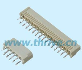 1.25mm扁線P-two/AMP/molex/HRS 3