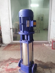 GDL多級泵