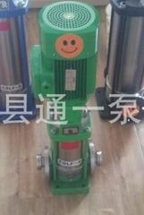 CDLF不鏽鋼多級泵