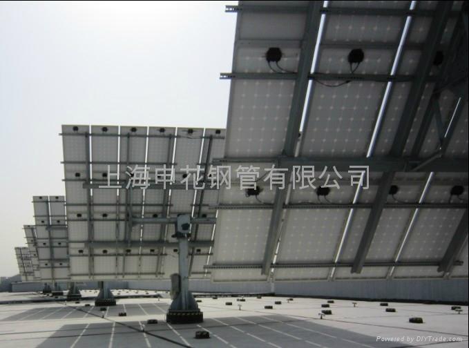 太阳能支架加工 2