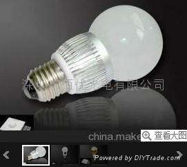 LED球泡灯 1