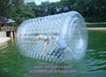 Inflatable Water Toy: Human Water Roller Rolling Ball. 3