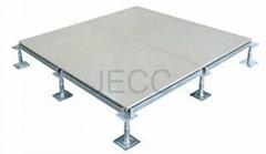 Steel Raised Panel with Marble