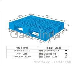 廣西南寧塑膠地台板