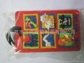 PVC行李牌        软