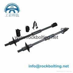 hollow self drilling anchor bolt R32