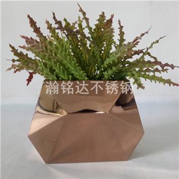 不鏽鋼台面花瓶 1