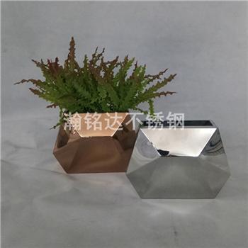 不鏽鋼台面花瓶 2