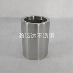 不锈钢圆形花盆 金属花盆套