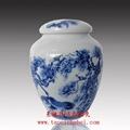 青花瓷茶葉罐 5