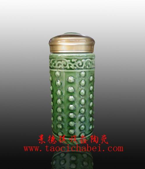 陶瓷保溫杯 4