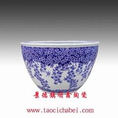 景德镇陶瓷缸陶瓷花盆
