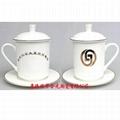 定做纪念品陶瓷茶杯