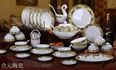 中國景德鎮陶瓷餐具批發