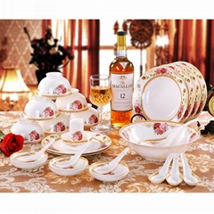 节庆礼品陶瓷餐具