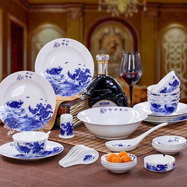 节庆礼品陶瓷餐具 4