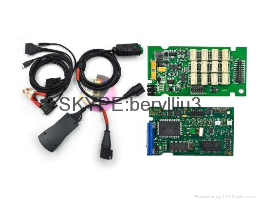 Lexia 3 with firmware 921815C pp2000 diagbox 7.76 software Citroen Peugeot 2