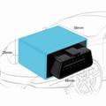 OBD V2.1 mini ELM327 OBD2 Bluetooth Auto Scanner OBDII 2 Car ELM 327 for ISO