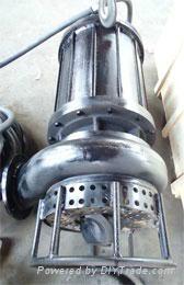 莱芜鲁达耐磨清淤泵 1