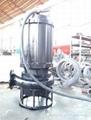莱芜鲁达耐磨清淤泵 2