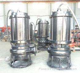 莱芜鲁达耐磨清淤泵 4