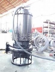 耐磨矿浆泵/矿渣泵/矿用泵