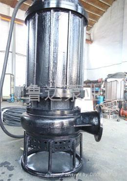 耐磨矿浆泵/矿渣泵/矿用泵  2